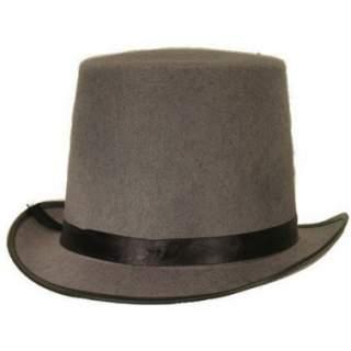 Chapeau rocambole haut de forme