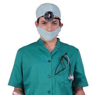 Set accessoires médecin chirurgien