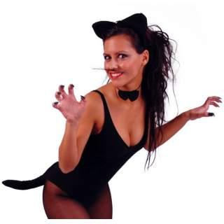 Set accessoires chat noir
