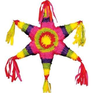 Pinata étoile méxicaine