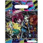 6 sachets anniversaire Monster High